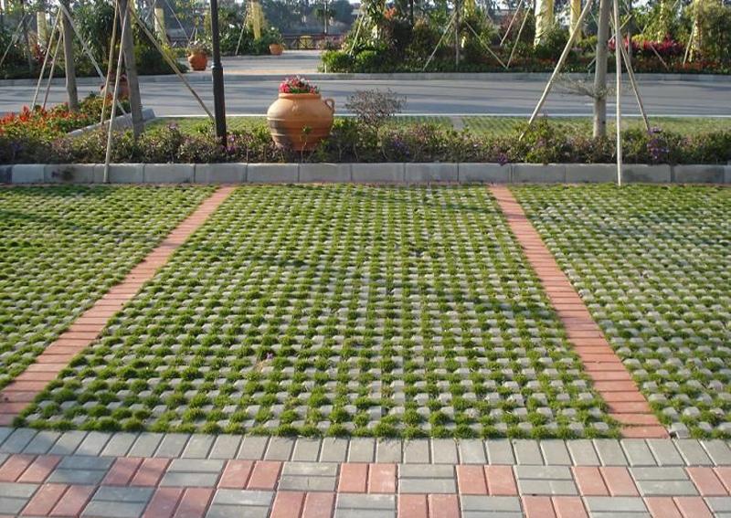 植草砖(盲道砖厂家 )