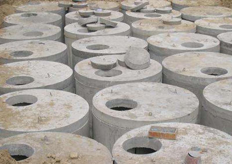 钢筋混凝土化粪池价格