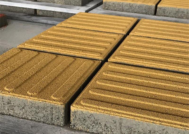 滨州盲道砖规格
